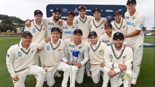 New Zealand clean sweep West Indies to top ICC Test rankings