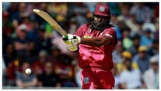 India vs West Indies 2019: Chris Gayle named in West Indies ODI squad for India series
