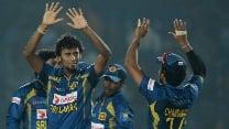 Rain washes out 2nd ODI, Sri Lanka win series 1-0