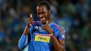 Jofra Archer eligible to play for England from January after ECB's change in regulation