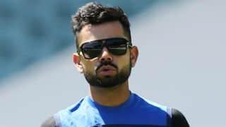 Virat Kohli skips practice session ahead of 3rd ODI in Kanpur