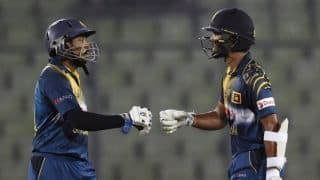 ICC World T20 2016: Sri Lanka likely XI against West Indies