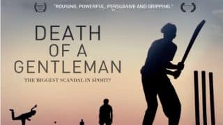 Death of a Gentleman: Numbing, scary...
