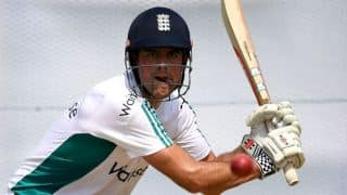 Alastair Cook: Big challenge for England to play in India
