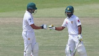 Pakistan vs Sri Lanka, 1st Test, Day 3: Asad Shafiq, Azhar Ali steady hosts; Visitors' lead reduced to 225 before tea