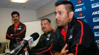 India tour of New Zealand 2014: We will not take hosts lightly, says MS Dhoni