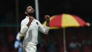 IND vs NZ 2nd Test: Jadeja dismisses Ronchi 4 times in as many innings