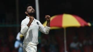India vs New Zealand 2nd Test: Ravindra Jadeja dismisses Luke Ronchi 4 times in as many innings