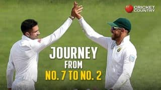 From No. 7 to No. 2, South Africa regain lost mojo in Tests
