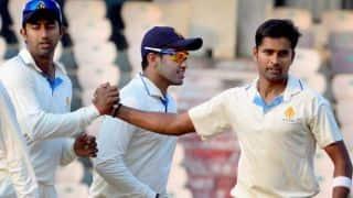 Karnataka win 7th Ranji Trophy title by beating Maharashtra by 7 wickets