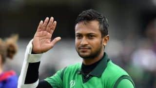 Shakib Al Hasan could miss India tour – report