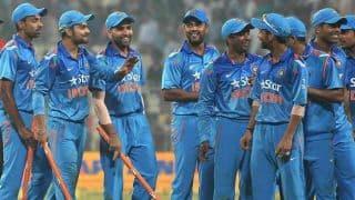 Live Cricket Score India vs Sri Lanka 2014, 5th ODI at Ranchi