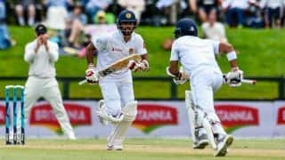 Kusal Mendis, Dinesh Chandimal dig deep in Sri Lankan rescue mission