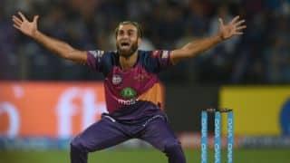 IPL 2017: 'Excited to play alongside MS Dhoni,' says Imran Tahir