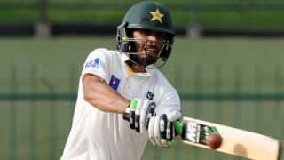 Babar Azam is one of top batsmen in all three formats : Shan Masood