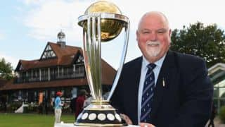 Video: Mike Gatting urges England to win ICC World Cup 2015