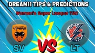 Dream11 Team Southern Vipers vs Lancashire Thunder Match 1 KSL 2019 KIA SUPER LEAGUE T20 – Cricket Prediction Tips For Today's T20 Match SV vs LT at Liverpool