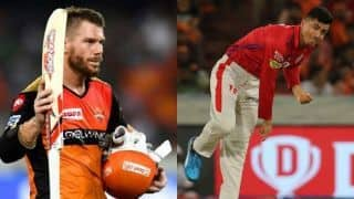 Sunrisers vs Kings XI, Talking Points: Warner leaves on a high, Mujeeb suffers record low