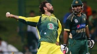 Glenn Maxwell's last over in Pakistan vs Australia 3rd ODI highlights
