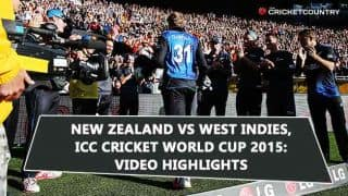 New Zealand vs West Indies Quarter-Final match Full Video Highlights