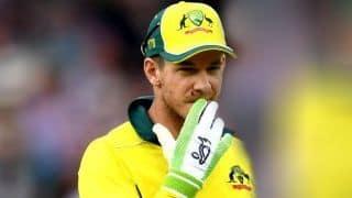 हार के बाद ऑस्ट्रेलियाई कप्तान टिम पेन बोले- हमने 30-40 रन कम बनाए