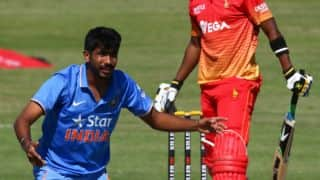 Jasprit Bumrah becomes first Indian to reach 50 T20 wickets in calendar year