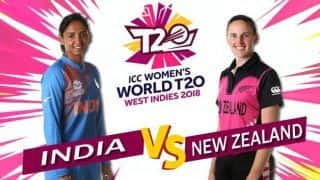 ICC Women's World T20, India vs New Zealand Live cricket score: Harmanpreet, spinners seal 34-run win
