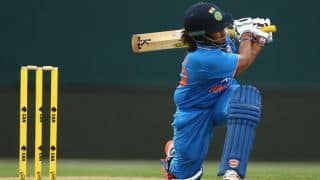 IND vs WI, 3rd Women's ODI Innings Report: Veda's 71 powers hosts to 199 for 6