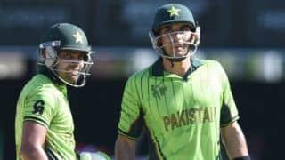 Umar Akmal thanks god for Misbah-ul-Haq's retirement; leaves Twitteratti in splits
