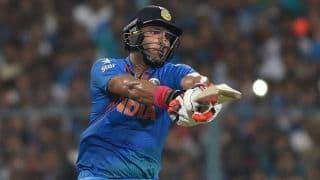 Yuvraj Singh, MS Dhoni should bat ahead of Suresh Raina for remainder of T20 World Cup 2016