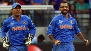 Dhoni understands when he should retire: Shikhar Dhawan