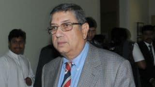 BCCI secretary hints at launching probe against N Srinivasan