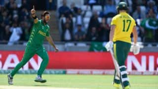 SA vs PAK, Champions Trophy 2017: Miller's slowest knock, de Villiers' maiden golden duck and other statistical highlights