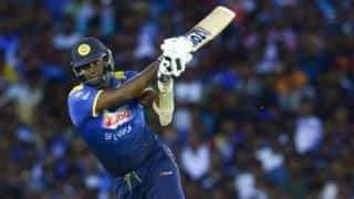 Sri Lanka vs South Africa, 2nd ODI: Angelo Mathews, Niroshan Dickwella guide Sri Lanka to 244/8
