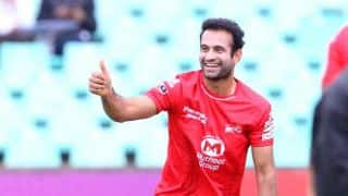 Video: Indian pacer Irfan Pathan's enchanted Delivery In The Syed Musthaq Ali Trophy