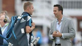 England haven't won Test yet, Michael Vaughan responds to Stuart Broad