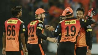 IPL 2018: Sunrisers Hyderabad have the strongest bowling attack, says James Faulkner