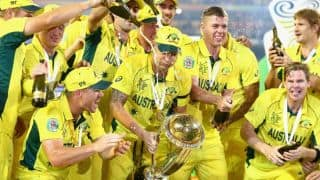 2015 Yearender: From World Cup highs to Ashes lows, Australia lost more than they won