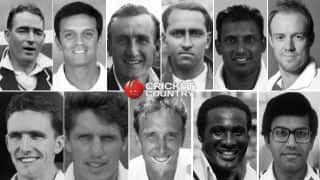 The D's: Redoubtable names and some splendid cricketers with short careers