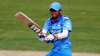 India Women post easy victory against Thailand in ICC Women's Cricket World Cup Qualifier 2017