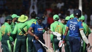 Sri Lanka confirm limited-overs tour of Pakistan
