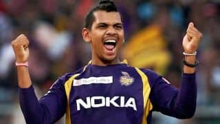 Sunil Narine yet to pick a single wicket in IPL 2015 for KKR