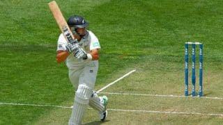 New Zealand vs West Indies 2nd Test: Ross Taylor torments visitors as hosts reach 307/6 on Day 1