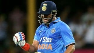 Suresh Raina recalls to the ODI side after two years