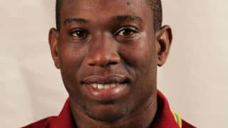 Ryan Hinds: West Indian batting all-rounder with burgeoning potential but lacking in temperament