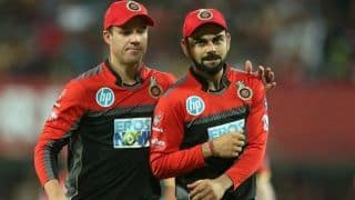 You can never take the class out of Virat Kohli: AB de Villiers