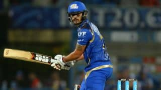 Nitish Rana scores maiden fifty in IPL during GL vs MI, Match 54 of IPL 2016