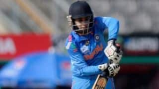 Mithali Raj: Want to lift World Cup Trophy before retirement