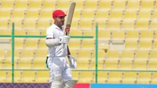 दोहरा शतक जड़ने वाले शाहिदी ने कहा- '9 साल की उम्र से क्रिकेट को गंभीरता से लिया'