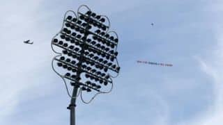 'Completely unacceptable' - BCCI writes to ICC after anti-India banners fly over Headingley